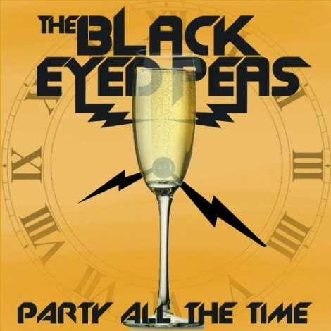 Party All The Time Single Cover