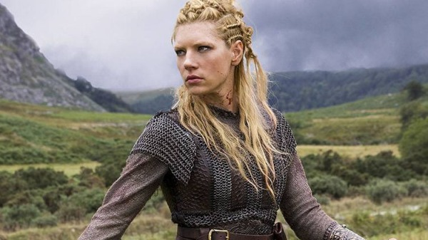 Katheryn as Lagertha